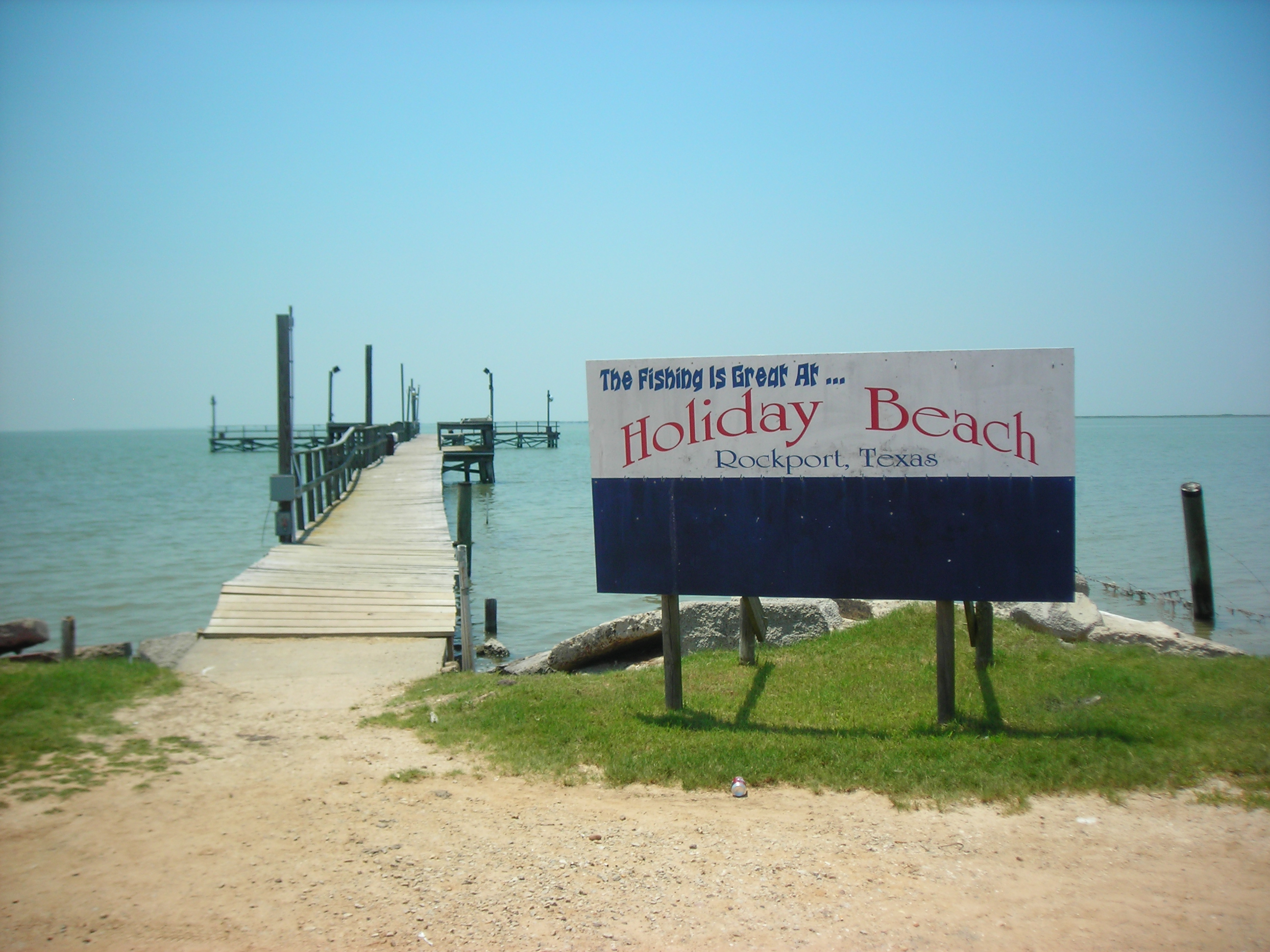 Holiday Beach Rockport Tx The Best Beaches In World